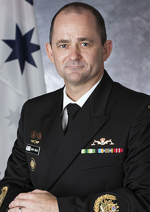 Warrant Officer of the Navy, Gary Wight